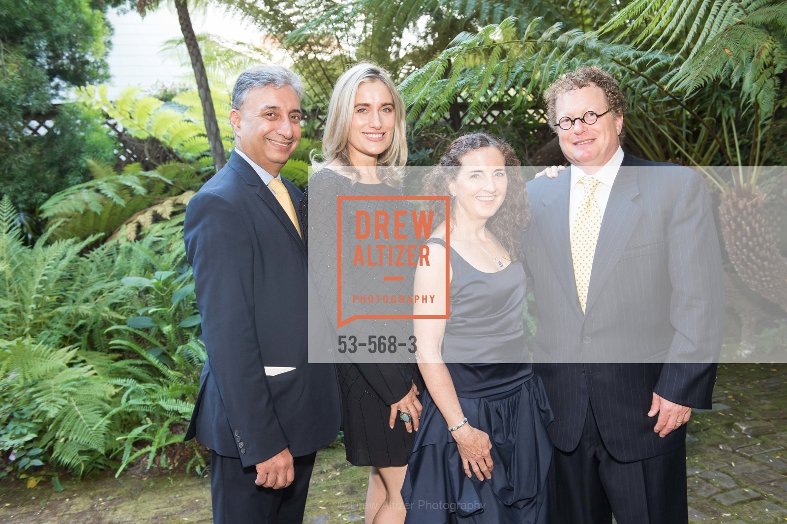Raj Singh, Renata Anderson, Sarah Retchye, Ed Frank, SOTHEBY'S  Hosts a Private Viewing of Highlights from the Collection of MRS. PAUL MELLON, US, September 17th, 2014,Drew Altizer, Drew Altizer Photography, full-service agency, private events, San Francisco photographer, photographer california