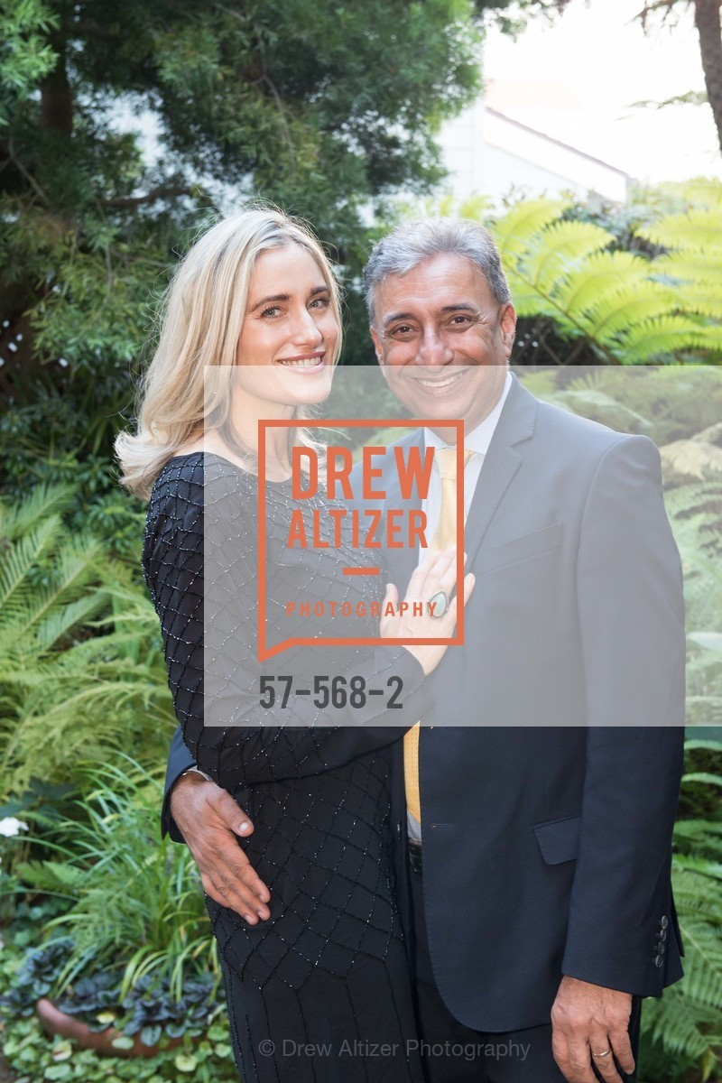 Renata Anderson, Raj Singh, SOTHEBY'S  Hosts a Private Viewing of Highlights from the Collection of MRS. PAUL MELLON, US, September 17th, 2014,Drew Altizer, Drew Altizer Photography, full-service agency, private events, San Francisco photographer, photographer california