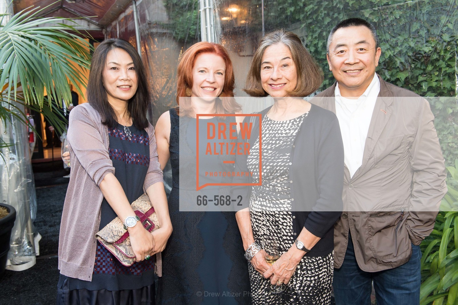 Xiaojun Lee, Elaine Asher, Judith Henry, Julling Lee, SOTHEBY'S  Hosts a Private Viewing of Highlights from the Collection of MRS. PAUL MELLON, US, September 17th, 2014,Drew Altizer, Drew Altizer Photography, full-service agency, private events, San Francisco photographer, photographer california