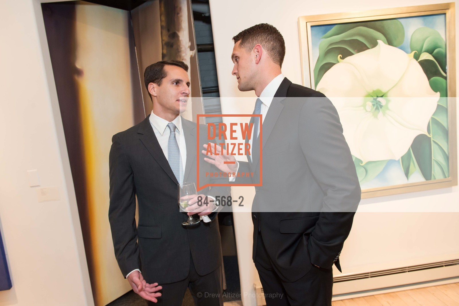 Maxx Traina, Neill Bassi, SOTHEBY'S  Hosts a Private Viewing of Highlights from the Collection of MRS. PAUL MELLON, US, September 17th, 2014,Drew Altizer, Drew Altizer Photography, full-service agency, private events, San Francisco photographer, photographer california