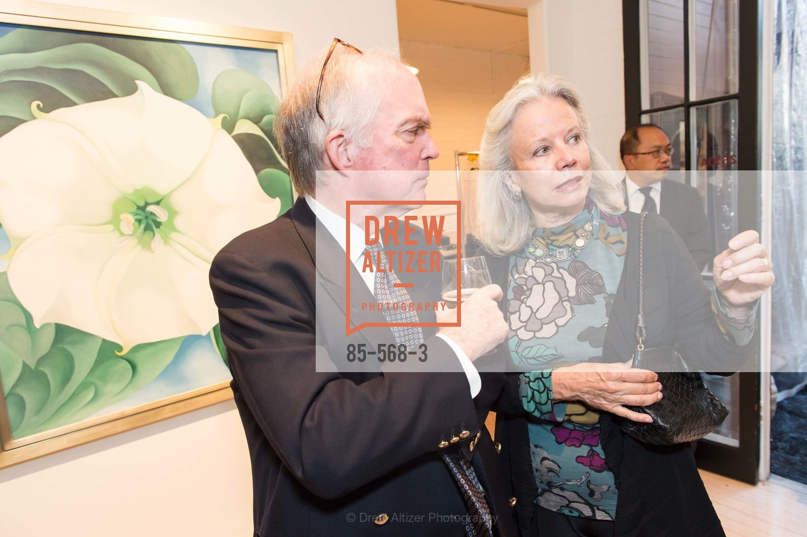Charles Moffett, Susie McBaine, SOTHEBY'S  Hosts a Private Viewing of Highlights from the Collection of MRS. PAUL MELLON, US, September 17th, 2014,Drew Altizer, Drew Altizer Photography, full-service agency, private events, San Francisco photographer, photographer california