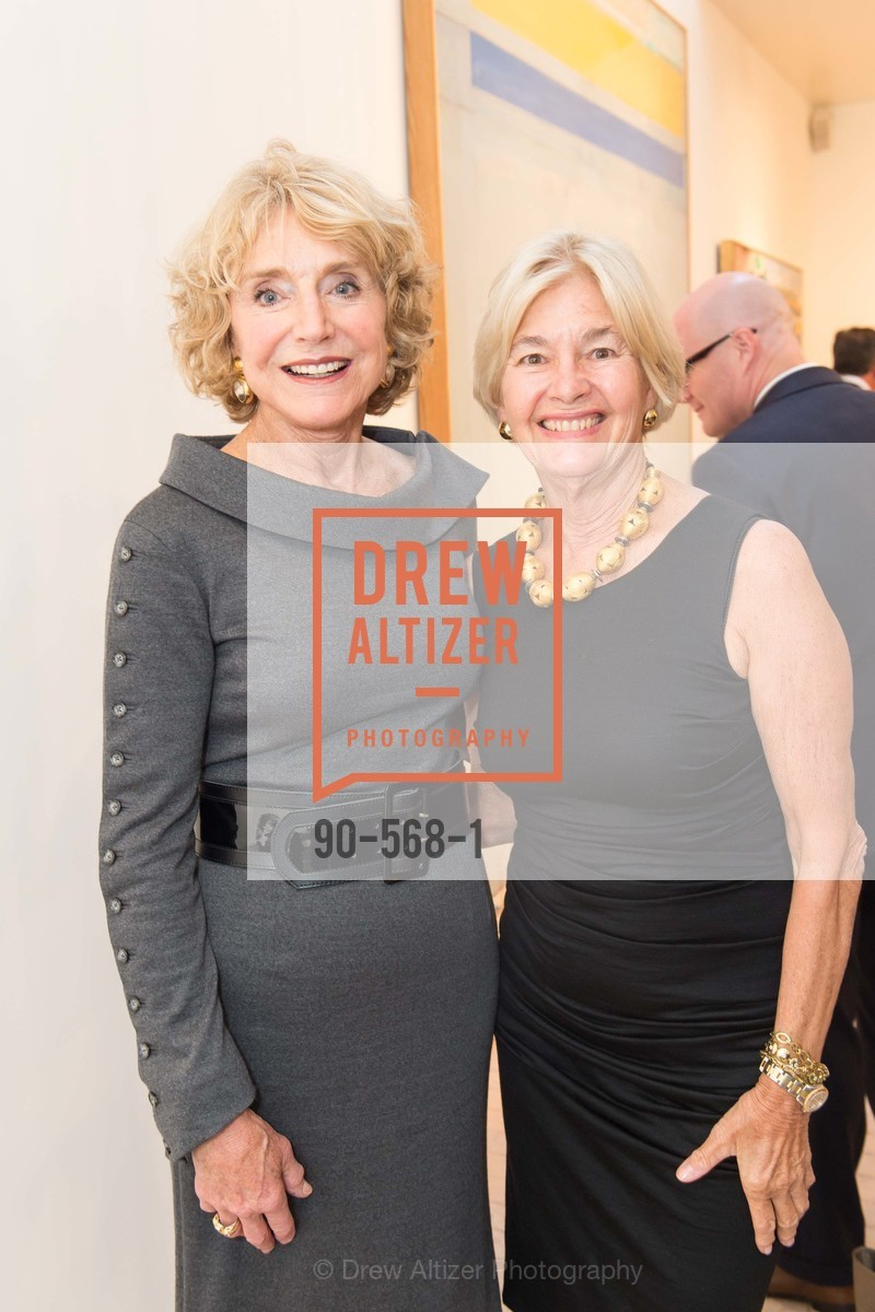 Judy Gaulke, Nancy Mueller, SOTHEBY'S  Hosts a Private Viewing of Highlights from the Collection of MRS. PAUL MELLON, US, September 17th, 2014,Drew Altizer, Drew Altizer Photography, full-service agency, private events, San Francisco photographer, photographer california