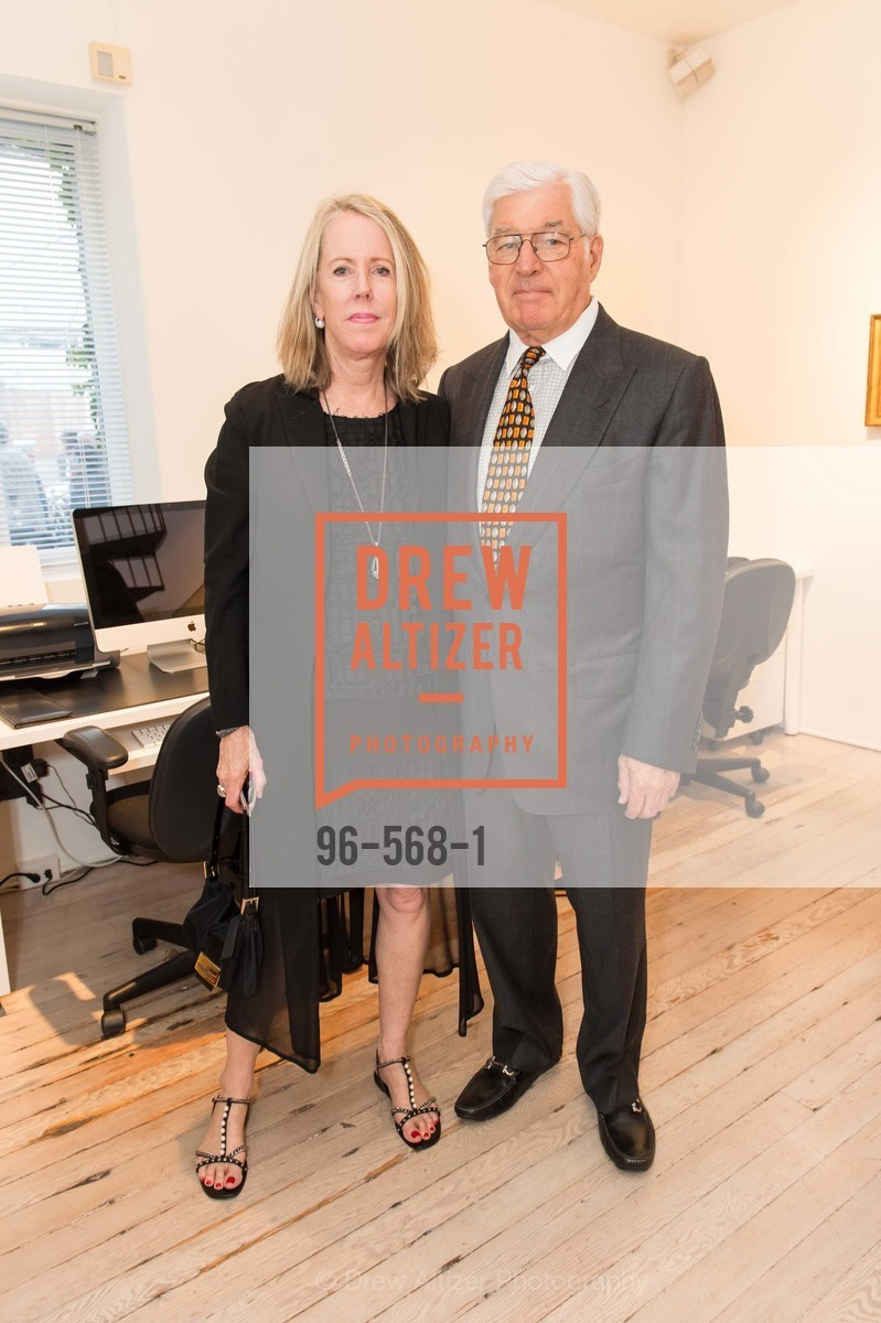 Leslie McQuown, Mac McQuown, SOTHEBY'S  Hosts a Private Viewing of Highlights from the Collection of MRS. PAUL MELLON, US, September 17th, 2014,Drew Altizer, Drew Altizer Photography, full-service agency, private events, San Francisco photographer, photographer california