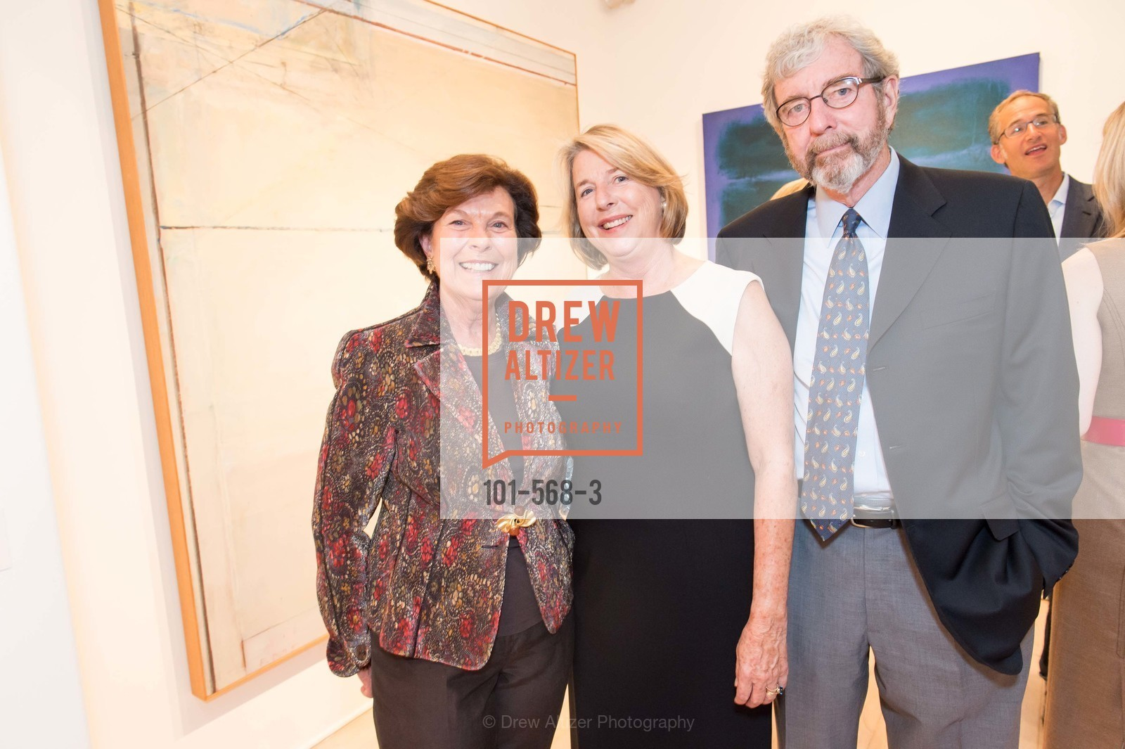 Mary Robinson, Gretchen Grant, Richard Grant, SOTHEBY'S  Hosts a Private Viewing of Highlights from the Collection of MRS. PAUL MELLON, US, September 17th, 2014