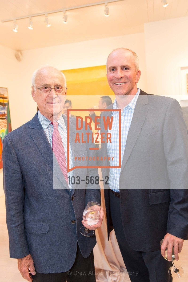 Bob Branston, Jay Backstrand, SOTHEBY'S  Hosts a Private Viewing of Highlights from the Collection of MRS. PAUL MELLON, US, September 17th, 2014,Drew Altizer, Drew Altizer Photography, full-service agency, private events, San Francisco photographer, photographer california