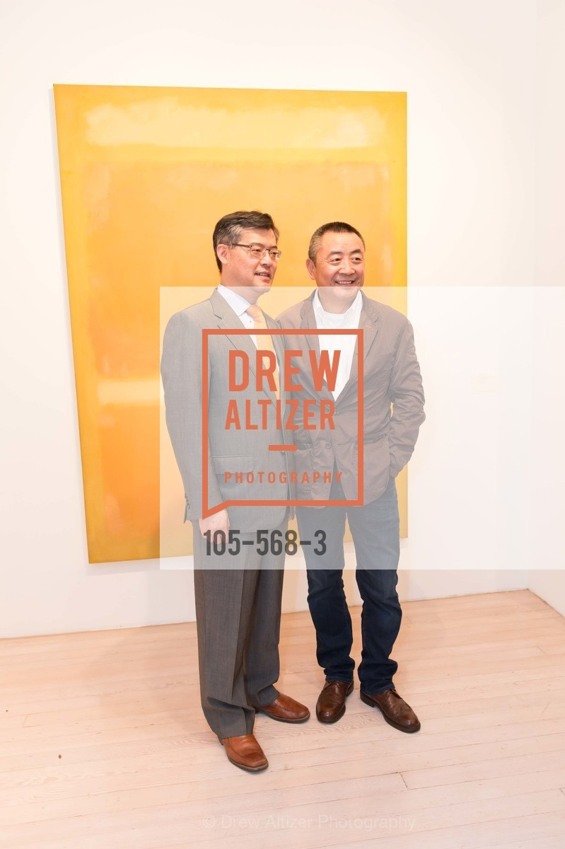 Jay Xu, Julling Lee, SOTHEBY'S  Hosts a Private Viewing of Highlights from the Collection of MRS. PAUL MELLON, US, September 17th, 2014,Drew Altizer, Drew Altizer Photography, full-service agency, private events, San Francisco photographer, photographer california