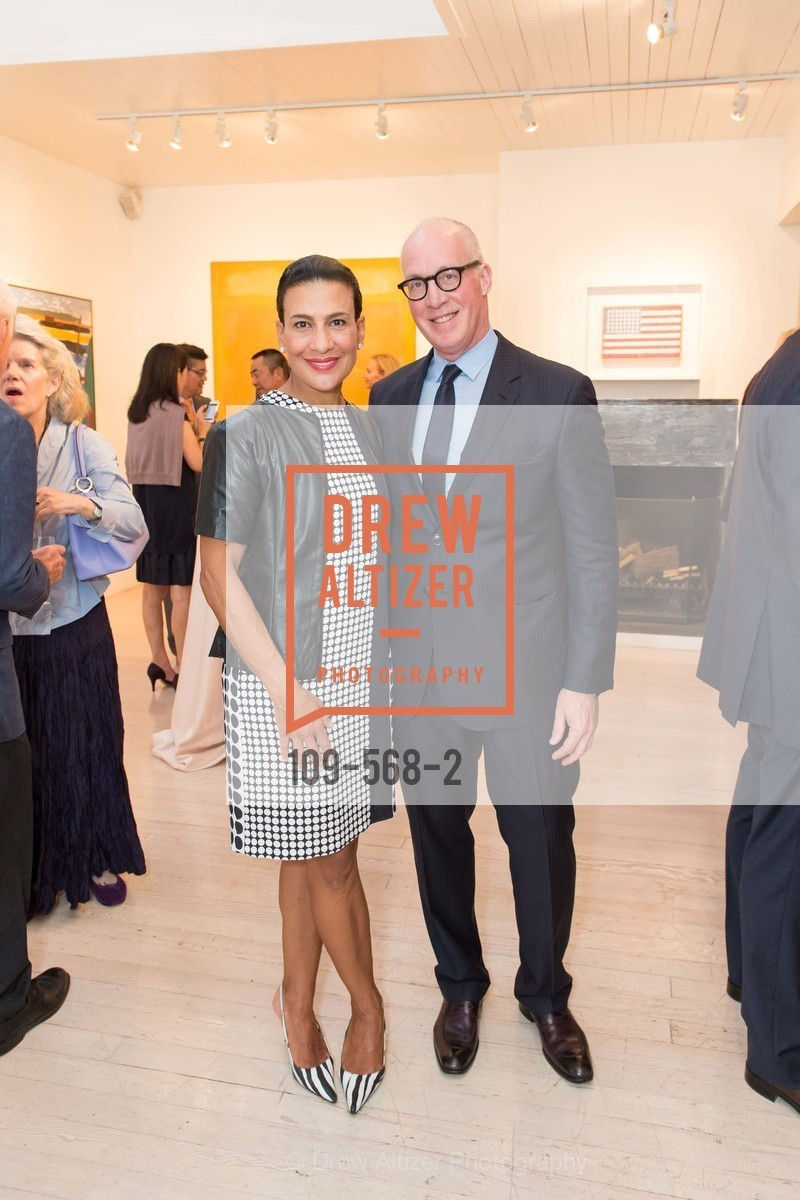 Andrea Fiuczynski, Anthony Grant, SOTHEBY'S  Hosts a Private Viewing of Highlights from the Collection of MRS. PAUL MELLON, US, September 17th, 2014,Drew Altizer, Drew Altizer Photography, full-service event agency, private events, San Francisco photographer, photographer California