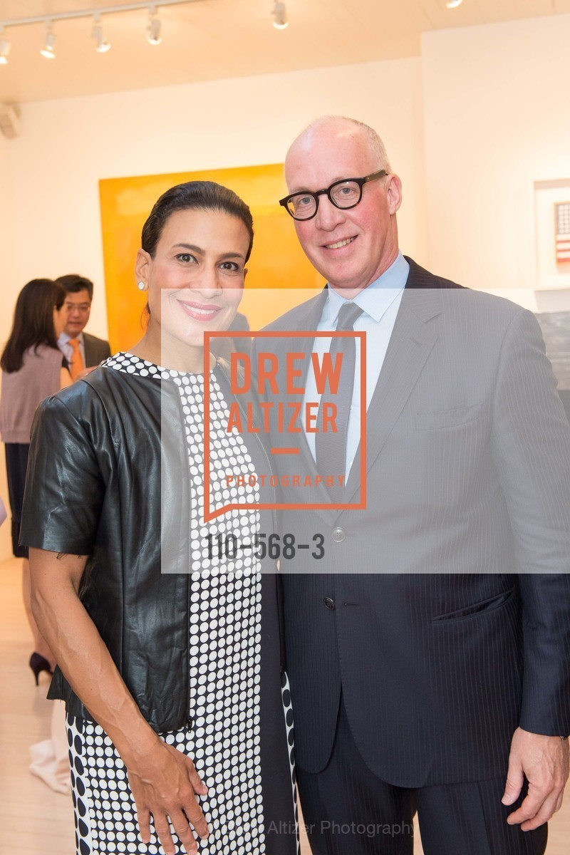 Andrea Fiuczynski, Anthony Grant, SOTHEBY'S  Hosts a Private Viewing of Highlights from the Collection of MRS. PAUL MELLON, US, September 17th, 2014,Drew Altizer, Drew Altizer Photography, full-service agency, private events, San Francisco photographer, photographer california