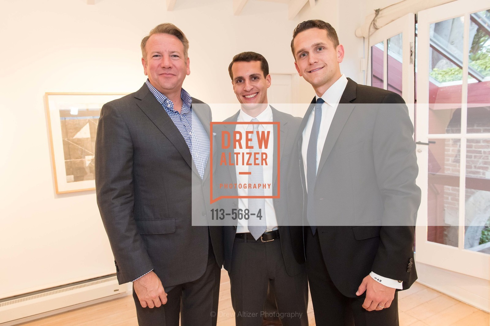 Dennis Hearst, Maxx Traina, Neill Bassi, SOTHEBY'S  Hosts a Private Viewing of Highlights from the Collection of MRS. PAUL MELLON, US, September 17th, 2014,Drew Altizer, Drew Altizer Photography, full-service agency, private events, San Francisco photographer, photographer california
