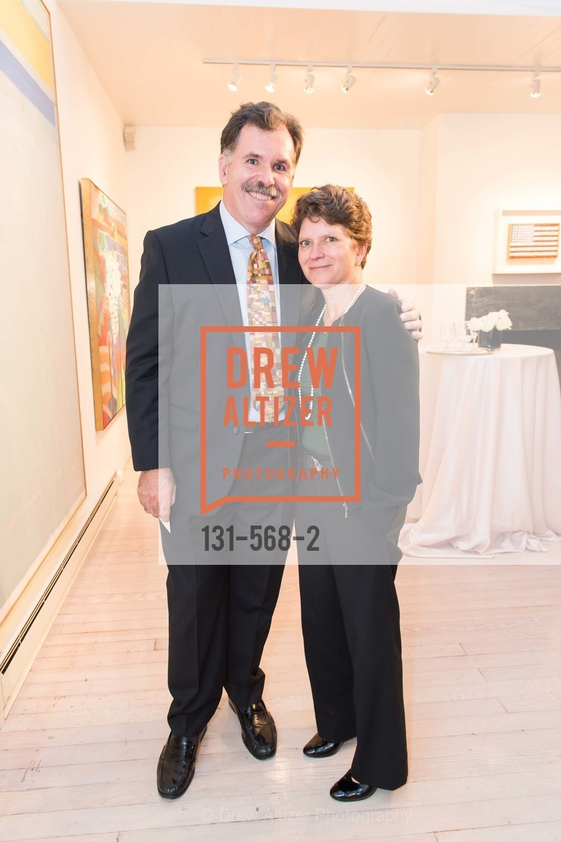 Bill Donahoe, Kris Klein, SOTHEBY'S  Hosts a Private Viewing of Highlights from the Collection of MRS. PAUL MELLON, US, September 17th, 2014,Drew Altizer, Drew Altizer Photography, full-service event agency, private events, San Francisco photographer, photographer California
