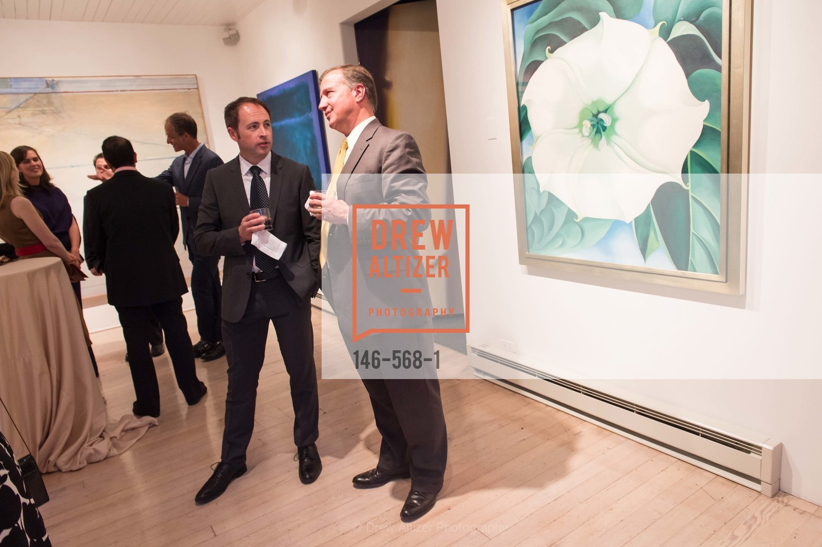 Cody Hartley, Robert Kret, SOTHEBY'S  Hosts a Private Viewing of Highlights from the Collection of MRS. PAUL MELLON, US, September 17th, 2014,Drew Altizer, Drew Altizer Photography, full-service agency, private events, San Francisco photographer, photographer california