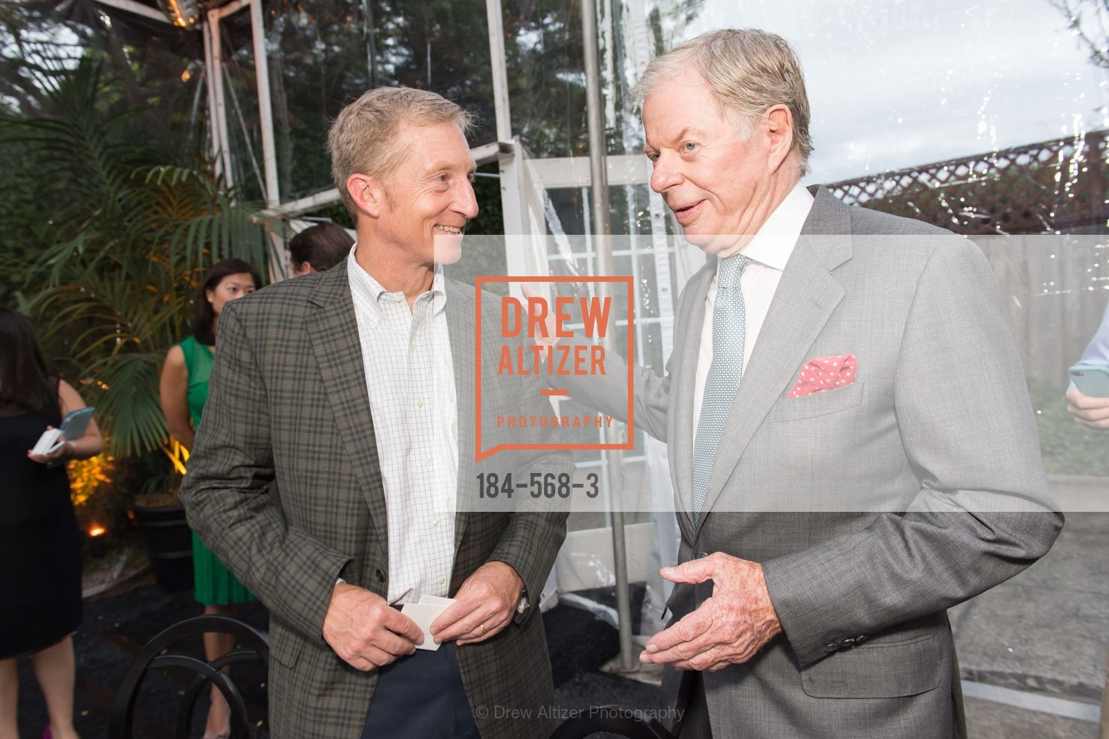 Tom Steyer, Sandy Walker, SOTHEBY'S  Hosts a Private Viewing of Highlights from the Collection of MRS. PAUL MELLON, US, September 17th, 2014,Drew Altizer, Drew Altizer Photography, full-service agency, private events, San Francisco photographer, photographer california