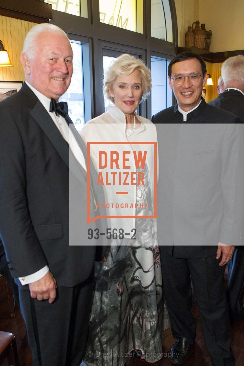 Dick Otter, Judy Wilbur, Chen Lee, SOTHEBY'S  Hosts a Private Viewing of Highlights from the Collection of MRS. PAUL MELLON, US, September 17th, 2014,Drew Altizer, Drew Altizer Photography, full-service agency, private events, San Francisco photographer, photographer california