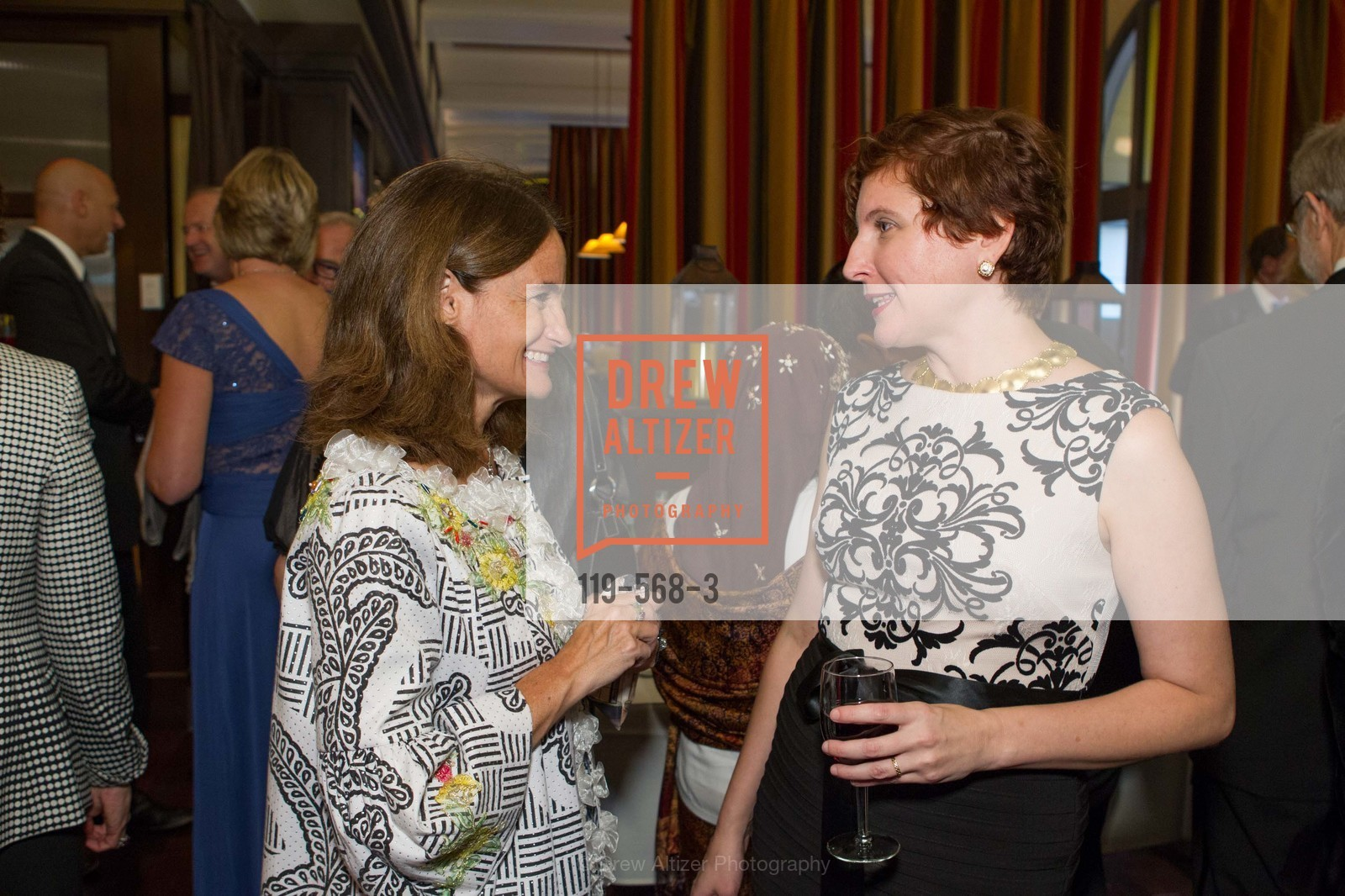Elizabeth Economy, Erica Burns, SOTHEBY'S  Hosts a Private Viewing of Highlights from the Collection of MRS. PAUL MELLON, US, September 17th, 2014,Drew Altizer, Drew Altizer Photography, full-service agency, private events, San Francisco photographer, photographer california