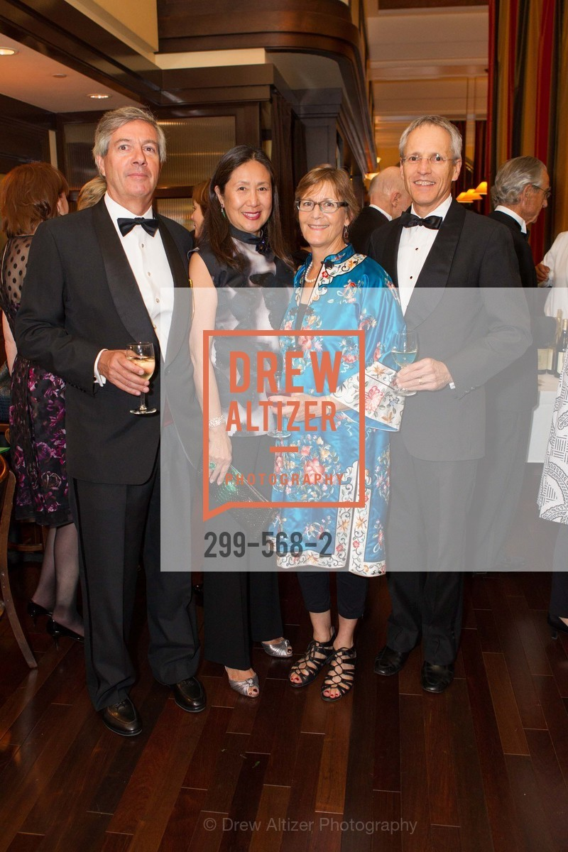James Shinn, Masako Shinn, Mary Mills, Peter Mills, SOTHEBY'S  Hosts a Private Viewing of Highlights from the Collection of MRS. PAUL MELLON, US, September 17th, 2014,Drew Altizer, Drew Altizer Photography, full-service agency, private events, San Francisco photographer, photographer california