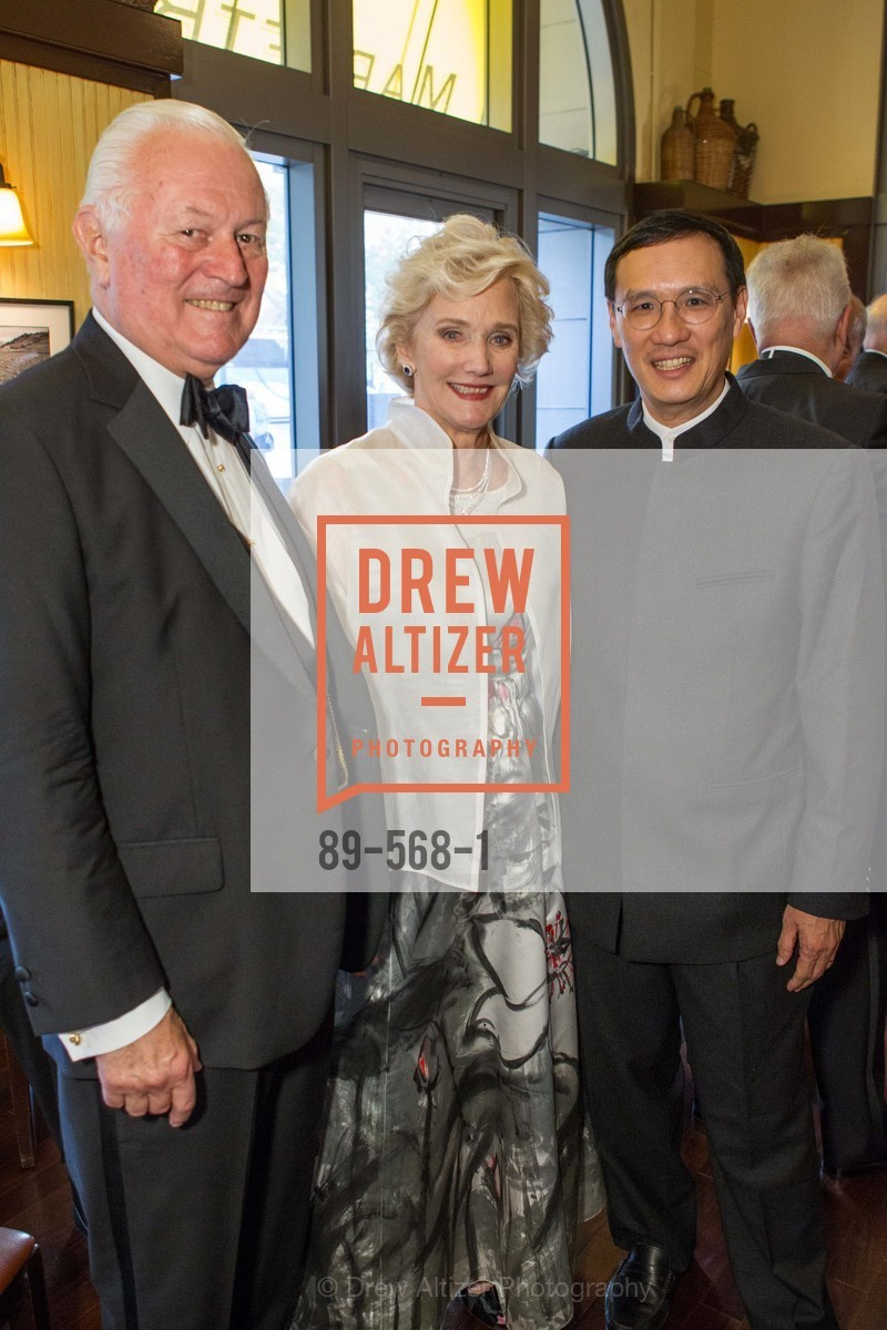 Dick Otter, Judy Wilbur, Chen Lee, SOTHEBY'S  Hosts a Private Viewing of Highlights from the Collection of MRS. PAUL MELLON, US, September 17th, 2014,Drew Altizer, Drew Altizer Photography, full-service event agency, private events, San Francisco photographer, photographer California