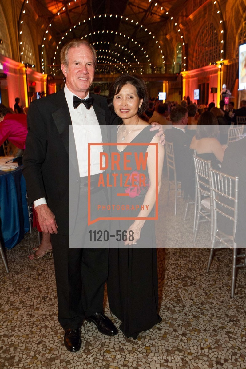 Jerome L. Dodson, Thao Dodson, SOTHEBY'S  Hosts a Private Viewing of Highlights from the Collection of MRS. PAUL MELLON, US, September 17th, 2014,Drew Altizer, Drew Altizer Photography, full-service agency, private events, San Francisco photographer, photographer california
