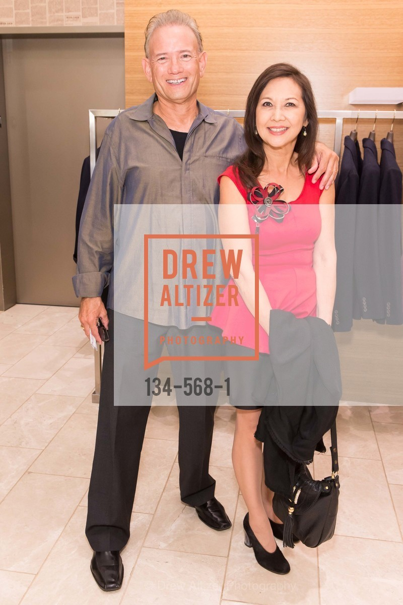 Robert Moore, Donna Fujii, SOTHEBY'S  Hosts a Private Viewing of Highlights from the Collection of MRS. PAUL MELLON, US, September 17th, 2014,Drew Altizer, Drew Altizer Photography, full-service agency, private events, San Francisco photographer, photographer california