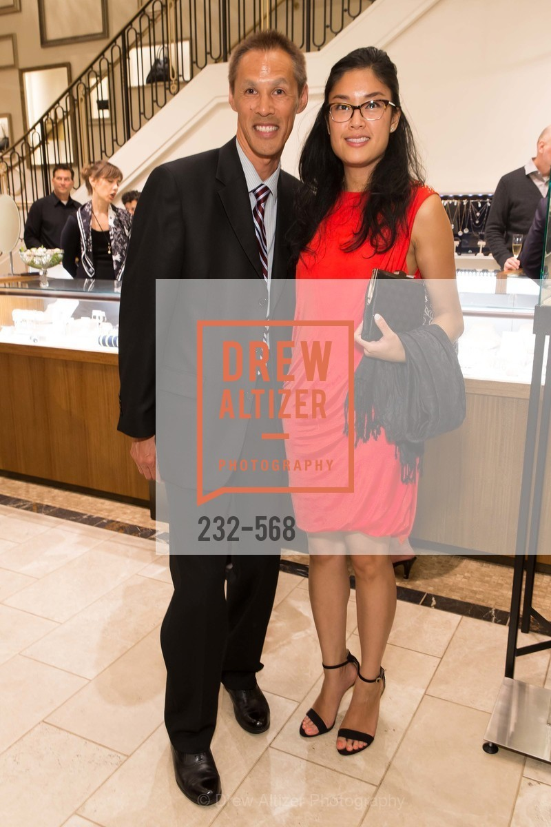 Edward Fung, Diana Guo, SOTHEBY'S  Hosts a Private Viewing of Highlights from the Collection of MRS. PAUL MELLON, US, September 17th, 2014,Drew Altizer, Drew Altizer Photography, full-service agency, private events, San Francisco photographer, photographer california