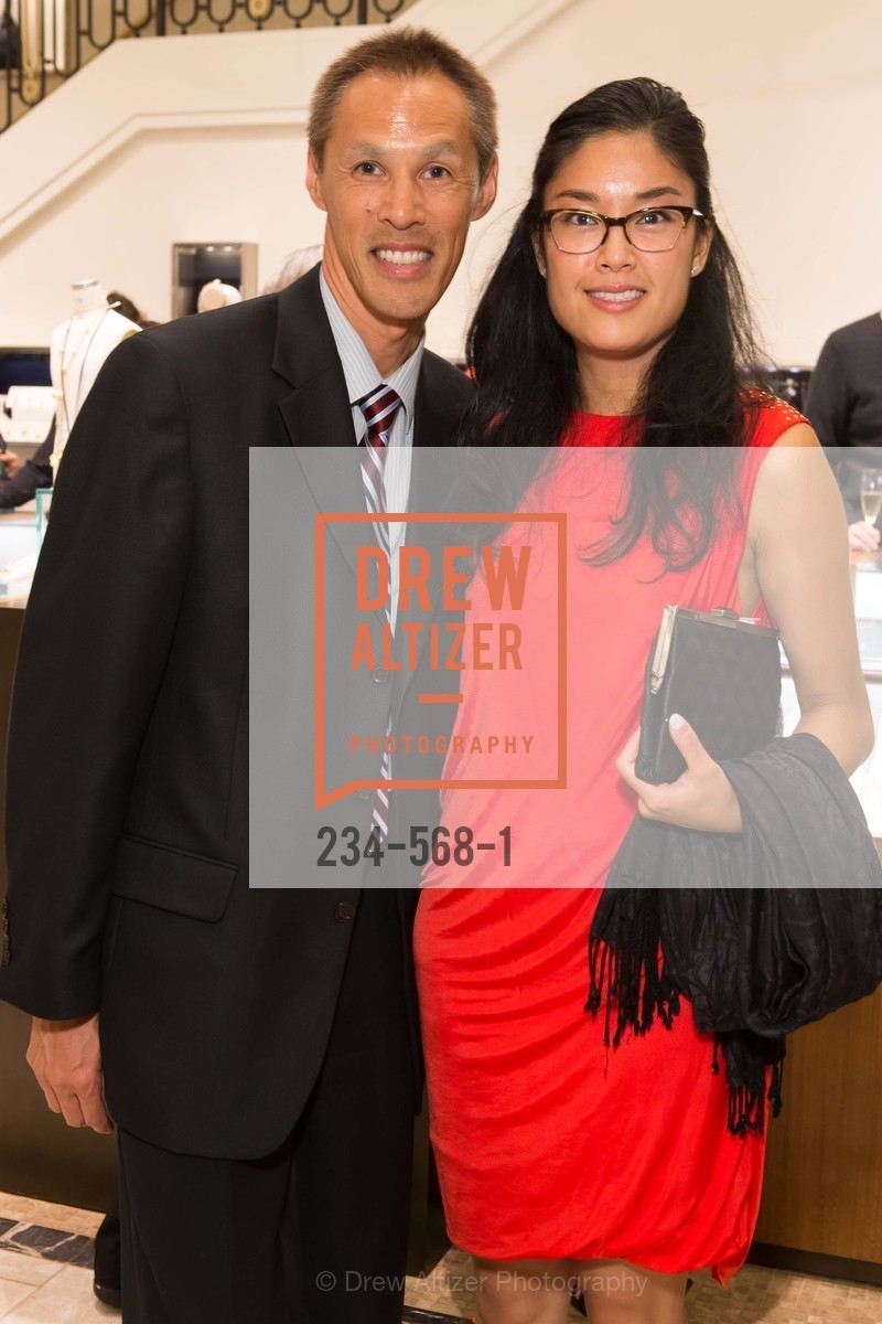 Edward Fung, Diana Guo, SOTHEBY'S  Hosts a Private Viewing of Highlights from the Collection of MRS. PAUL MELLON, US, September 17th, 2014,Drew Altizer, Drew Altizer Photography, full-service event agency, private events, San Francisco photographer, photographer California