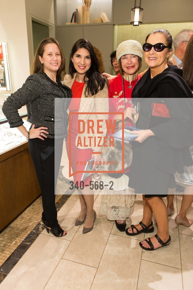 Ariel Wyatt, Yosh Clements, Sheila Ash, Heather Corden, SOTHEBY'S  Hosts a Private Viewing of Highlights from the Collection of MRS. PAUL MELLON, US, September 17th, 2014,Drew Altizer, Drew Altizer Photography, full-service agency, private events, San Francisco photographer, photographer california