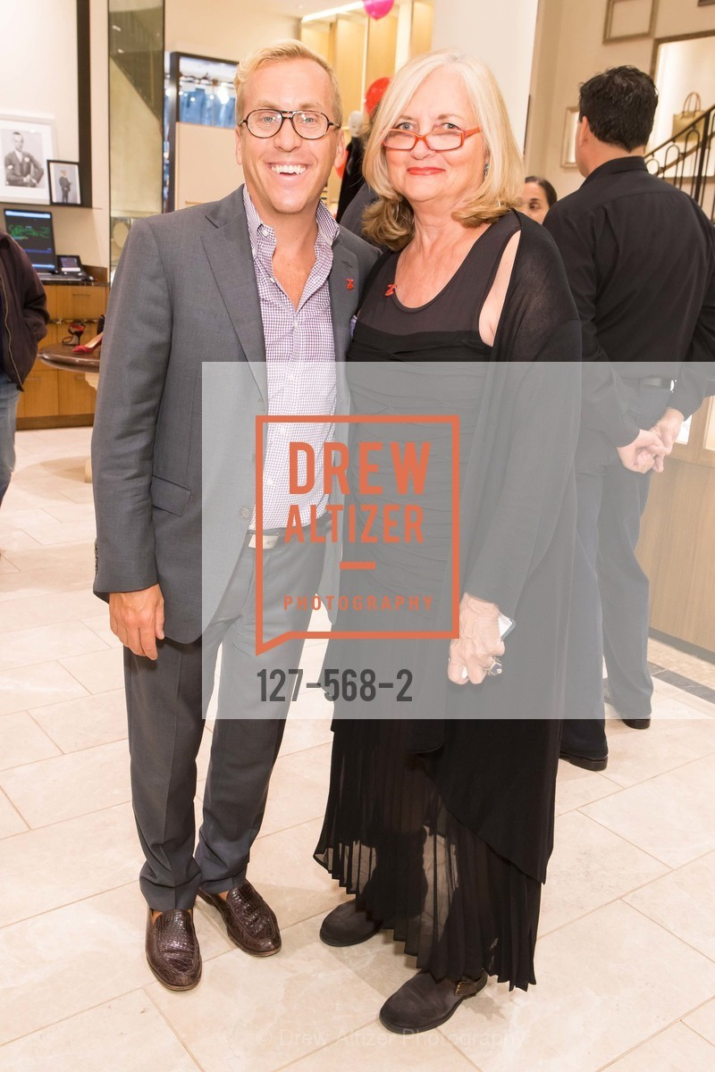 Andrew Mitchell, Sandy Ceppos, SOTHEBY'S  Hosts a Private Viewing of Highlights from the Collection of MRS. PAUL MELLON, US, September 17th, 2014,Drew Altizer, Drew Altizer Photography, full-service agency, private events, San Francisco photographer, photographer california