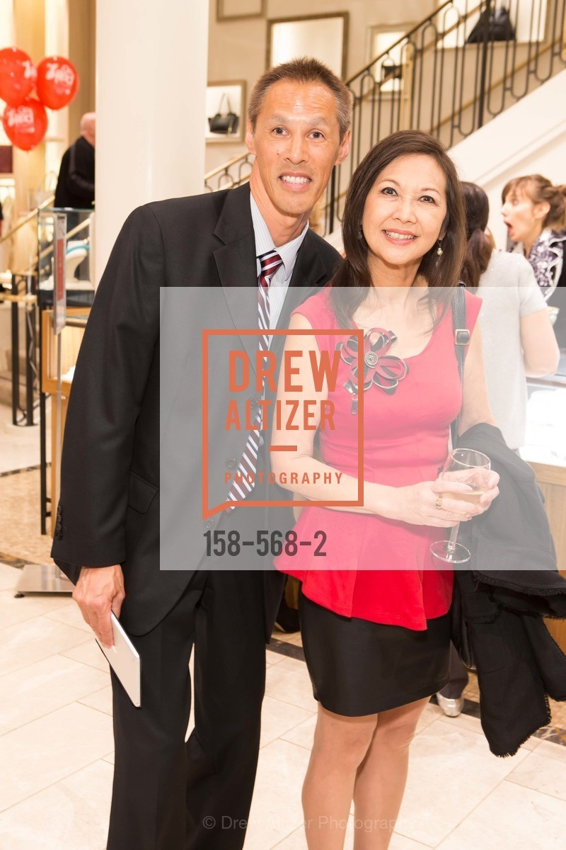 Edward Fung, Donna Fujii, SOTHEBY'S  Hosts a Private Viewing of Highlights from the Collection of MRS. PAUL MELLON, US, September 17th, 2014,Drew Altizer, Drew Altizer Photography, full-service agency, private events, San Francisco photographer, photographer california