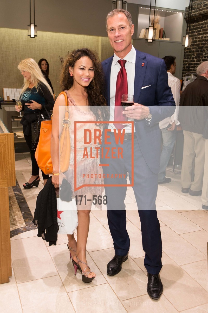 Ploenta Mendelson, Randy Candler, SOTHEBY'S  Hosts a Private Viewing of Highlights from the Collection of MRS. PAUL MELLON, US, September 17th, 2014,Drew Altizer, Drew Altizer Photography, full-service agency, private events, San Francisco photographer, photographer california