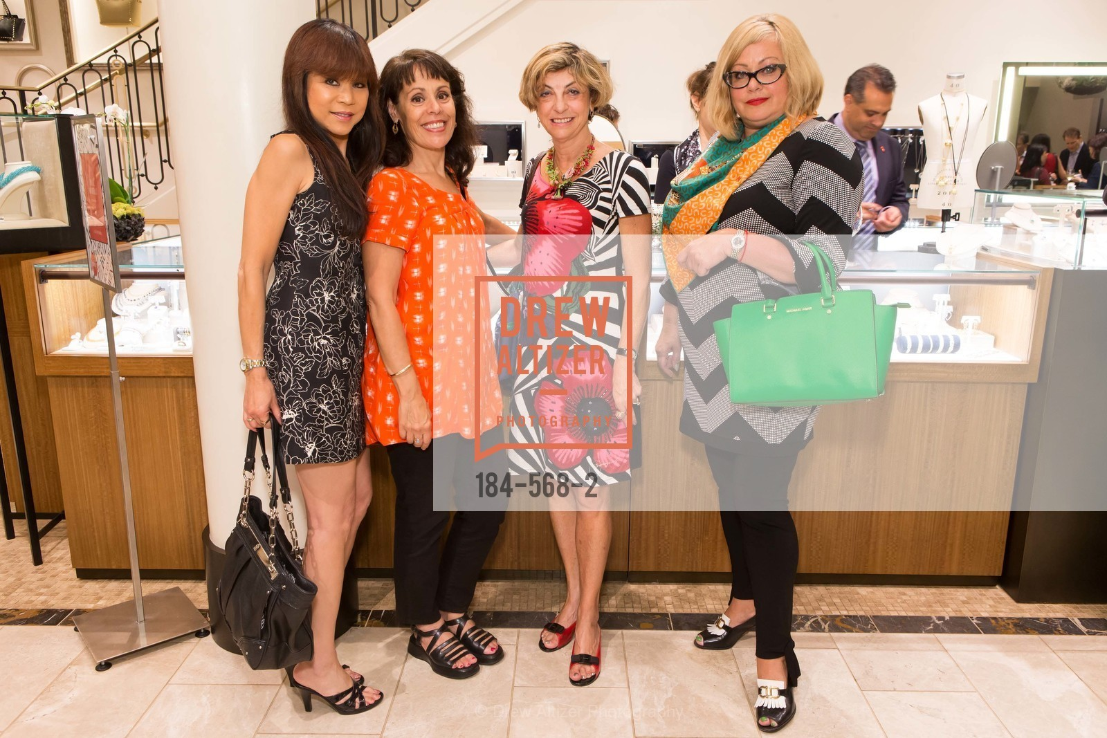 Diane Tong, Nancy Morais, Ludmila Eggleton, Irina Nudelman, SOTHEBY'S  Hosts a Private Viewing of Highlights from the Collection of MRS. PAUL MELLON, US, September 17th, 2014,Drew Altizer, Drew Altizer Photography, full-service agency, private events, San Francisco photographer, photographer california