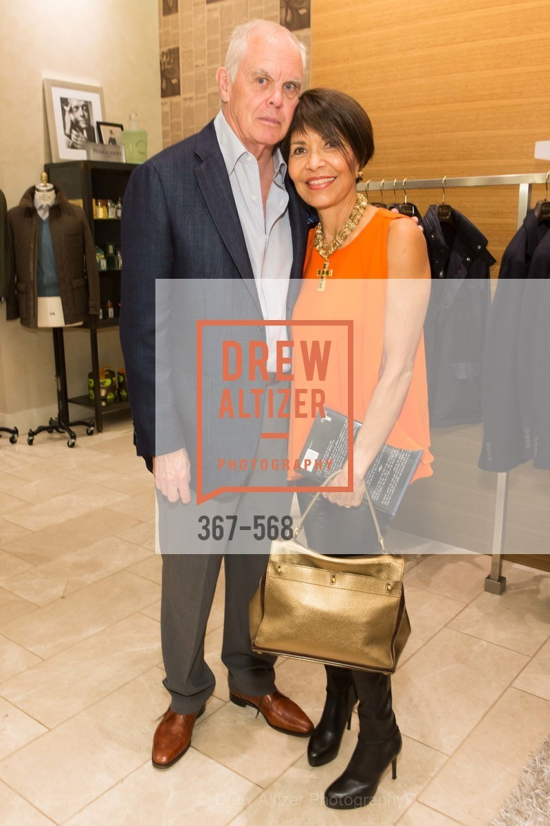 Marvin Burkett, Alma Burkett, SOTHEBY'S  Hosts a Private Viewing of Highlights from the Collection of MRS. PAUL MELLON, US, September 17th, 2014,Drew Altizer, Drew Altizer Photography, full-service agency, private events, San Francisco photographer, photographer california