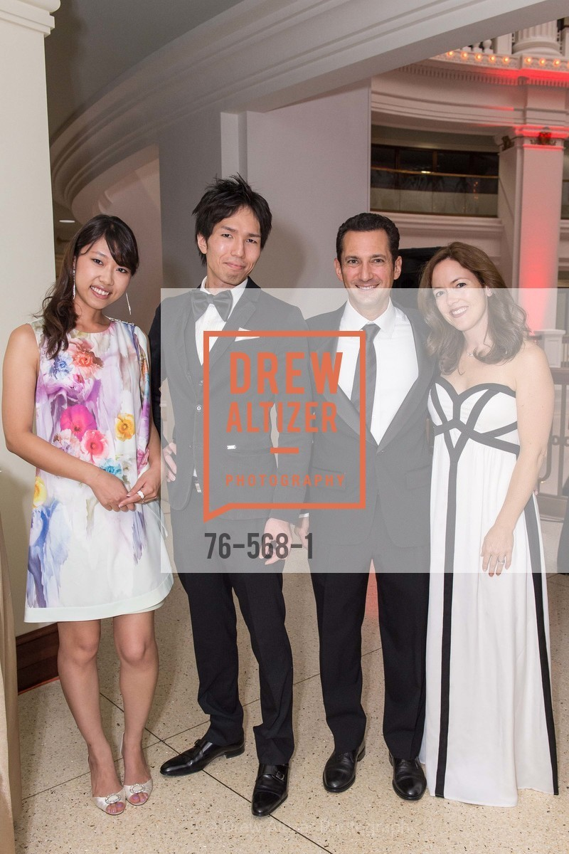 Shihomi Yamanokuchi, Kensuke Yamanokuchi, Laurence Kinczel, Kristen Kinczel, SOTHEBY'S  Hosts a Private Viewing of Highlights from the Collection of MRS. PAUL MELLON, US, September 17th, 2014,Drew Altizer, Drew Altizer Photography, full-service agency, private events, San Francisco photographer, photographer california