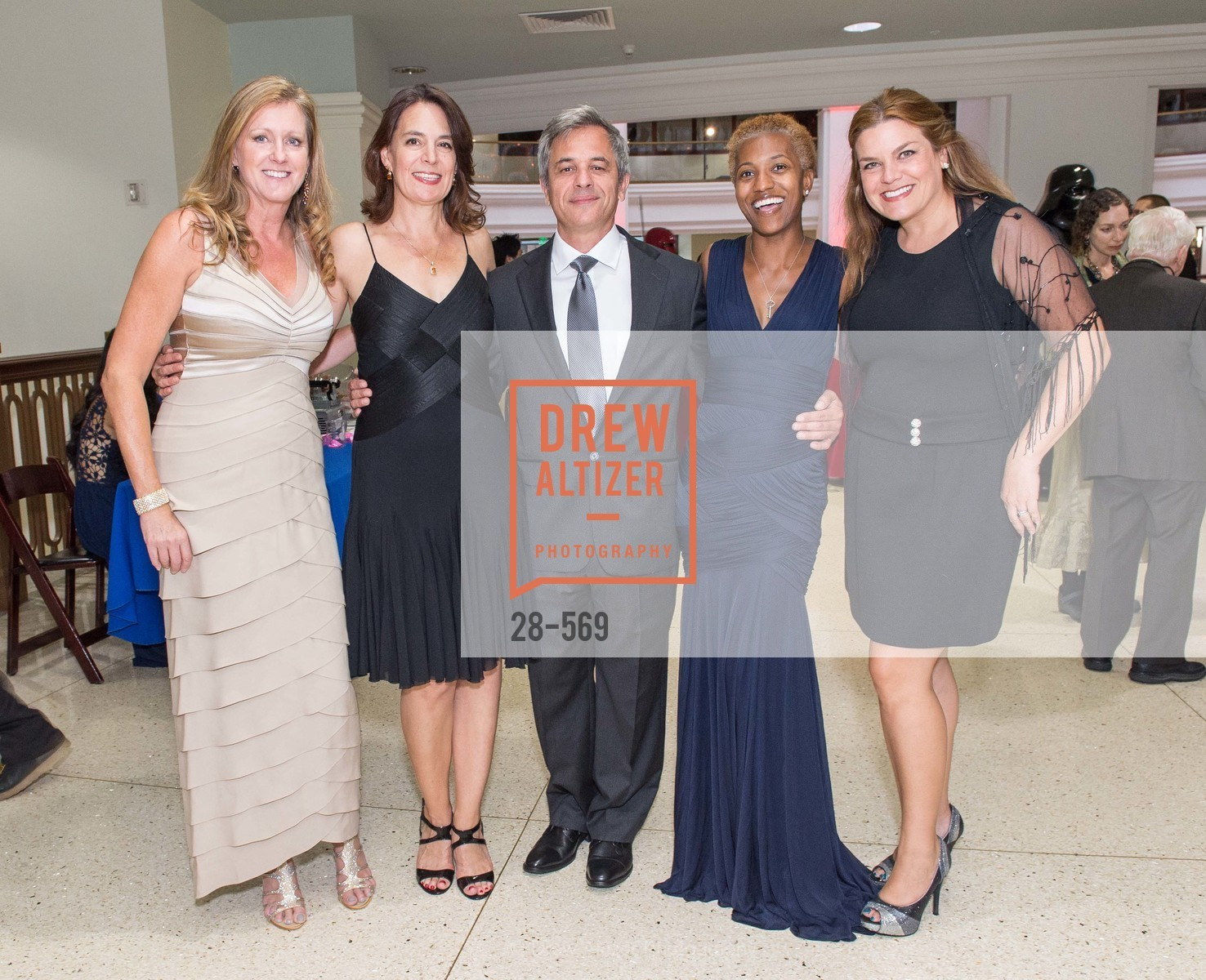 Melissa Russo, Mimi Rohr, Freidrich Neema, Autumn King, Jill Broadhurst, CHABOT Science Center STARLIGHT GALA, US, September 20th, 2014,Drew Altizer, Drew Altizer Photography, full-service agency, private events, San Francisco photographer, photographer california
