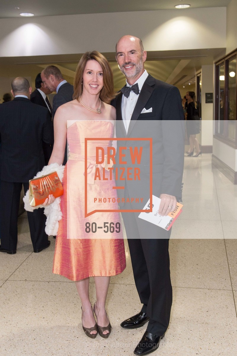 Jessica Steel, Brian Steel, CHABOT Science Center STARLIGHT GALA, US, September 20th, 2014