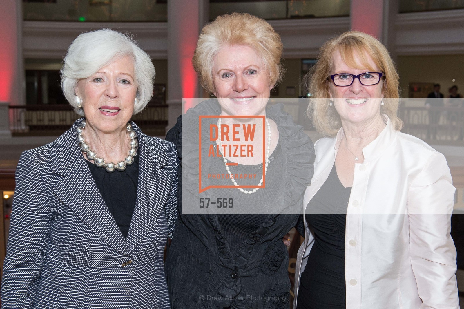 Margaret Hauben, Lois Dedemenico, Susan Smart, CHABOT Science Center STARLIGHT GALA, US, September 20th, 2014,Drew Altizer, Drew Altizer Photography, full-service agency, private events, San Francisco photographer, photographer california