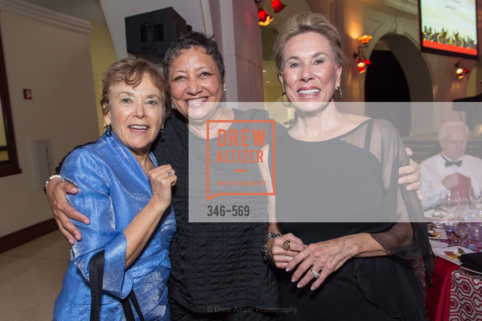 Sheila Jordan, Vctoria Jones, Hilda Elmore, CHABOT Science Center STARLIGHT GALA, US, September 20th, 2014,Drew Altizer, Drew Altizer Photography, full-service agency, private events, San Francisco photographer, photographer california