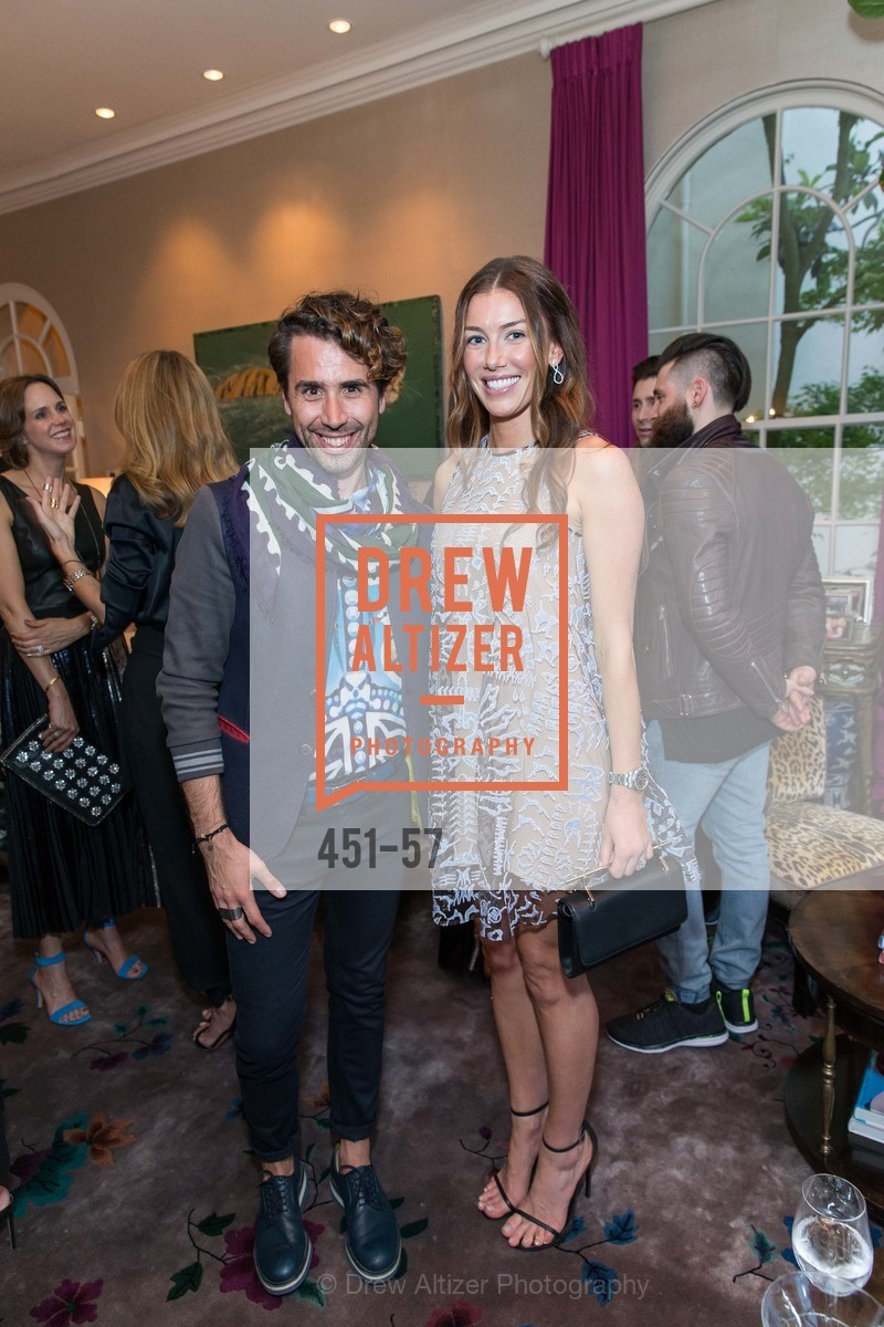 Top Picks, Katie and Todd Traina Host a Cocktail Party for Net-A-Porter, April 24th, 2015, Photo