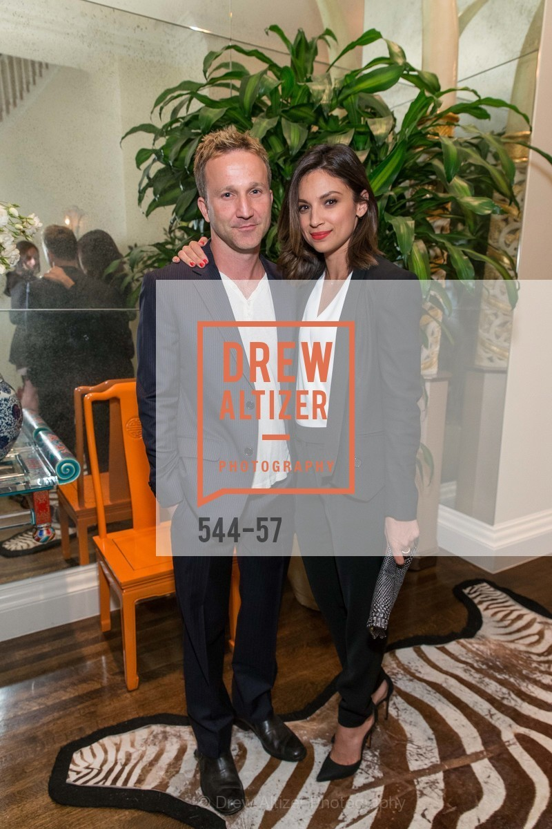 Breckin Meyer, Floriana Lima, Katie and Todd Traina Host a Cocktail Party for Net-A-Porter, The Traina Residence, April 24th, 2015,Drew Altizer, Drew Altizer Photography, full-service agency, private events, San Francisco photographer, photographer california