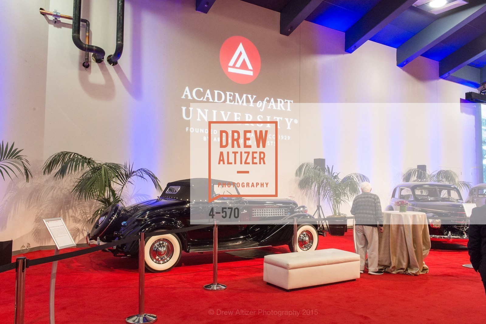 Atmosphere, Academy of Art University Reception at the 58th Annual SF International Auto Show, Moscone Convention Center. 747 Howard St, November 20th, 2015,Drew Altizer, Drew Altizer Photography, full-service event agency, private events, San Francisco photographer, photographer California