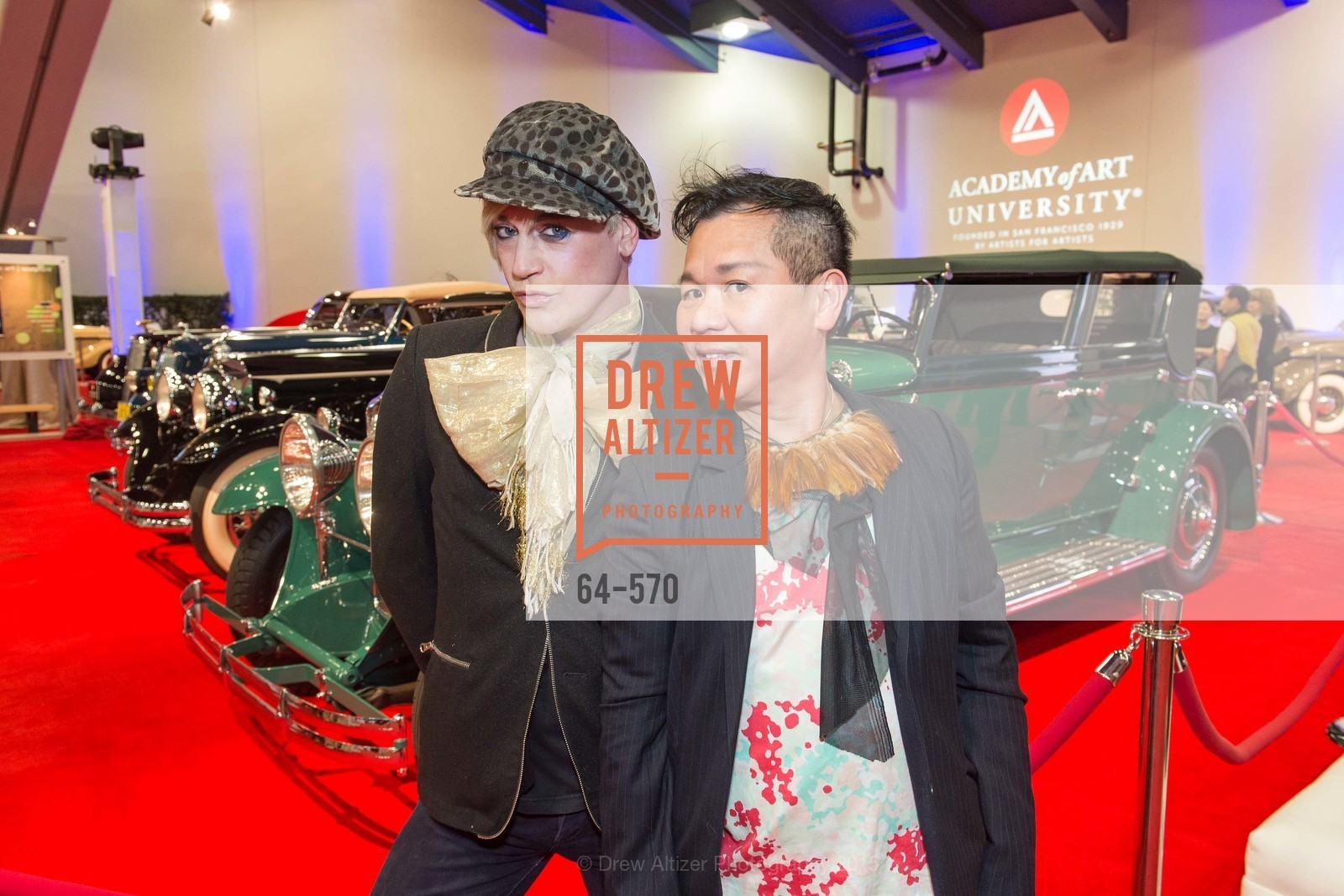 Richie Rich, Baby Chic, Academy of Art University Reception at the 58th Annual SF International Auto Show, Moscone Convention Center. 747 Howard St, November 20th, 2015,Drew Altizer, Drew Altizer Photography, full-service agency, private events, San Francisco photographer, photographer california
