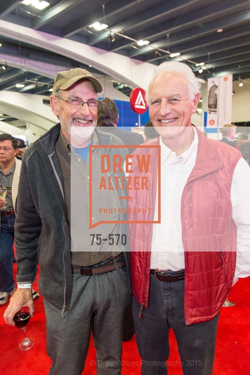 George Skinner, Richard Frank, Academy of Art University Reception at the 58th Annual SF International Auto Show, Moscone Convention Center. 747 Howard St, November 20th, 2015,Drew Altizer, Drew Altizer Photography, full-service event agency, private events, San Francisco photographer, photographer California