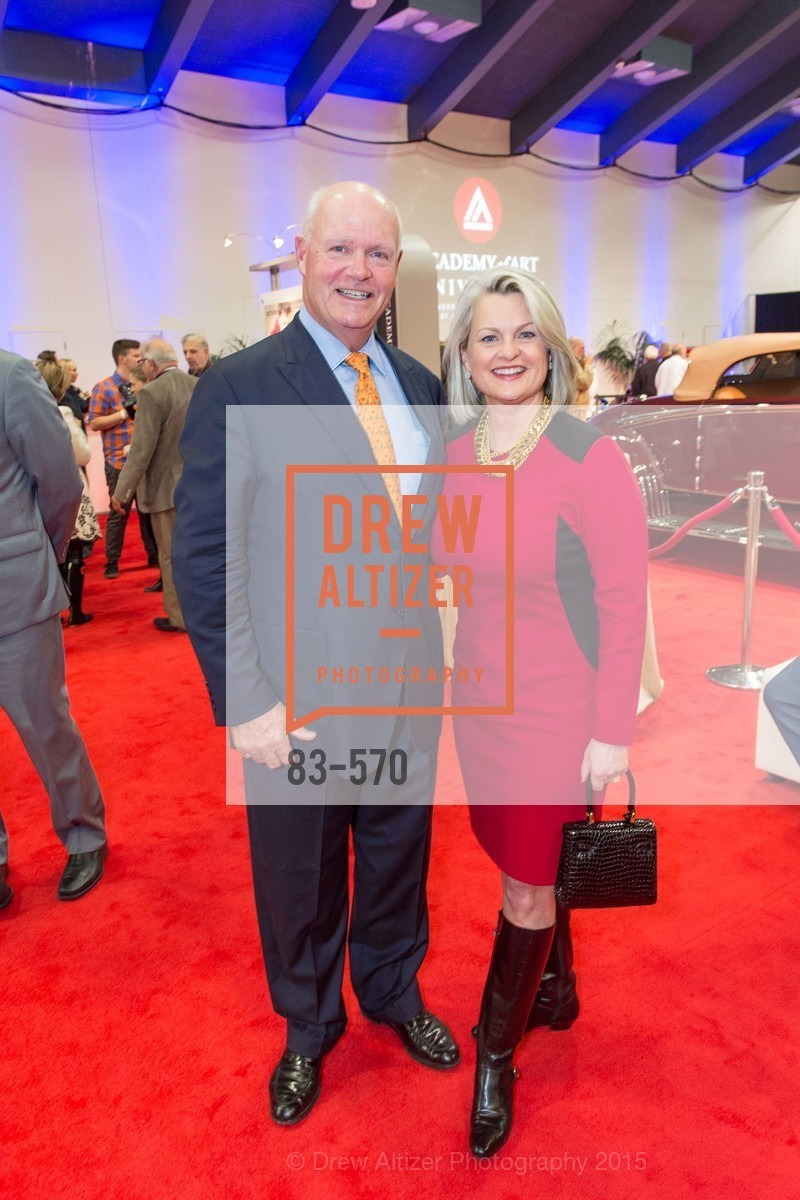 Bobby Sullivan, Adrianna Pope Sullivan, Academy of Art University Reception at the 58th Annual SF International Auto Show, Moscone Convention Center. 747 Howard St, November 20th, 2015,Drew Altizer, Drew Altizer Photography, full-service agency, private events, San Francisco photographer, photographer california