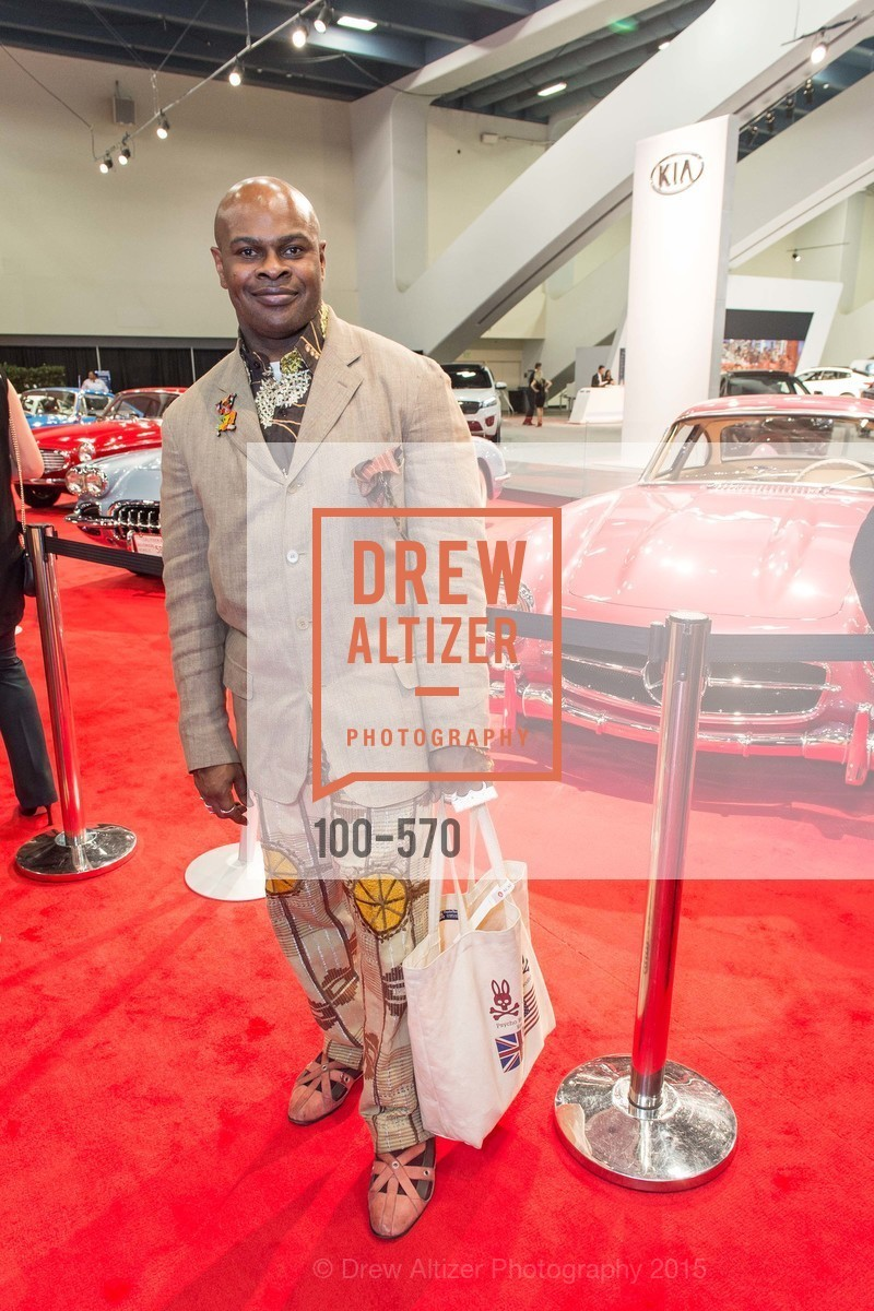 Babatunde Oladoja, Academy of Art University Reception at the 58th Annual SF International Auto Show, Moscone Convention Center. 747 Howard St, November 20th, 2015,Drew Altizer, Drew Altizer Photography, full-service agency, private events, San Francisco photographer, photographer california
