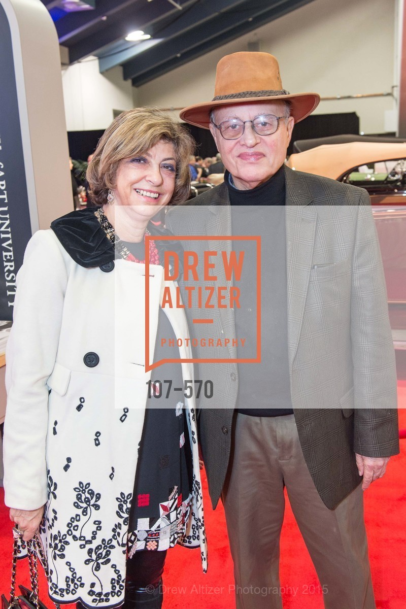 Ludmila Eggleton, Alan Elliot, Academy of Art University Reception at the 58th Annual SF International Auto Show, Moscone Convention Center. 747 Howard St, November 20th, 2015,Drew Altizer, Drew Altizer Photography, full-service agency, private events, San Francisco photographer, photographer california