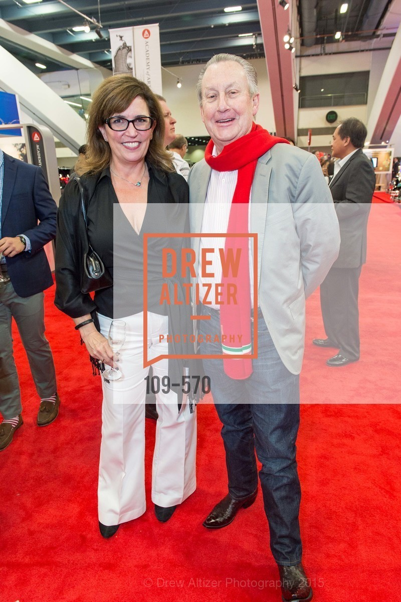 Jody Stewart, Tom Quigg, Academy of Art University Reception at the 58th Annual SF International Auto Show, Moscone Convention Center. 747 Howard St, November 20th, 2015,Drew Altizer, Drew Altizer Photography, full-service event agency, private events, San Francisco photographer, photographer California