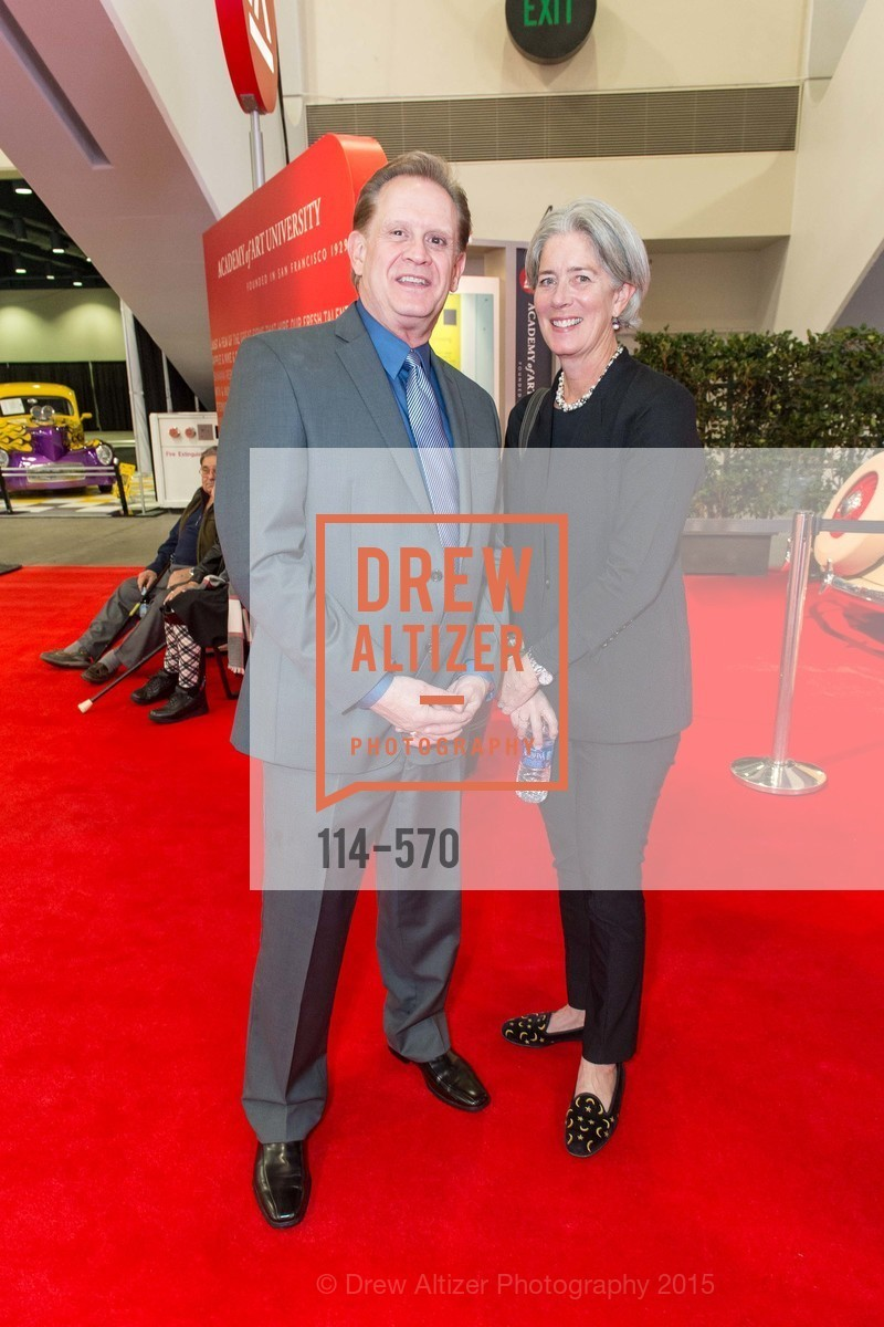 Mike Nelssen, Susan Toland, Academy of Art University Reception at the 58th Annual SF International Auto Show, Moscone Convention Center. 747 Howard St, November 20th, 2015,Drew Altizer, Drew Altizer Photography, full-service agency, private events, San Francisco photographer, photographer california