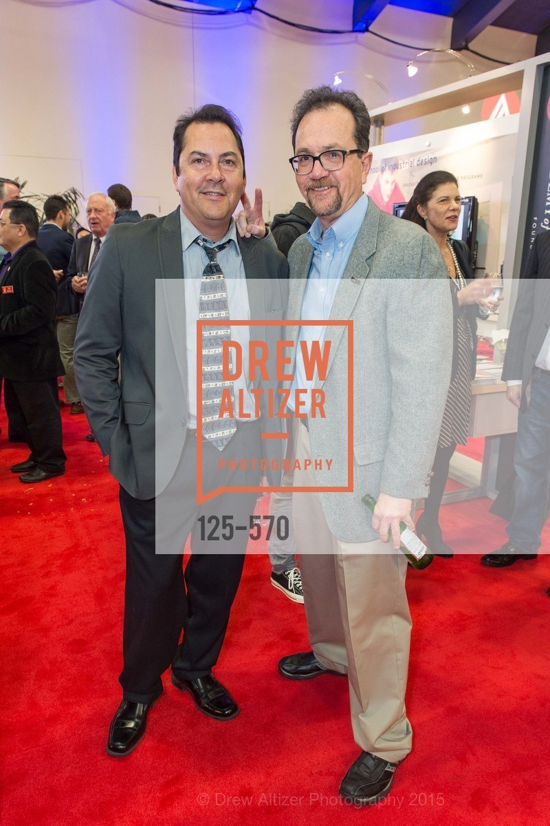 Dave Sotero, Ray Sotero, Academy of Art University Reception at the 58th Annual SF International Auto Show, Moscone Convention Center. 747 Howard St, November 20th, 2015,Drew Altizer, Drew Altizer Photography, full-service agency, private events, San Francisco photographer, photographer california