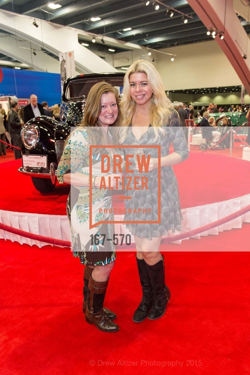 Carla Schlemminger, Heather Meeker Haa, Academy of Art University Reception at the 58th Annual SF International Auto Show, Moscone Convention Center. 747 Howard St, November 20th, 2015,Drew Altizer, Drew Altizer Photography, full-service agency, private events, San Francisco photographer, photographer california