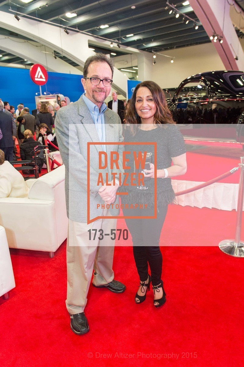 Ray Sotera, Erica Ryan, Academy of Art University Reception at the 58th Annual SF International Auto Show, Moscone Convention Center. 747 Howard St, November 20th, 2015,Drew Altizer, Drew Altizer Photography, full-service agency, private events, San Francisco photographer, photographer california