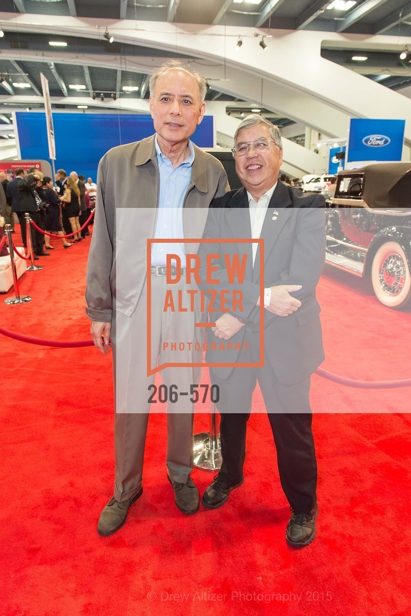 Phil Lee, Russ Lowe, Academy of Art University Reception at the 58th Annual SF International Auto Show, Moscone Convention Center. 747 Howard St, November 20th, 2015,Drew Altizer, Drew Altizer Photography, full-service event agency, private events, San Francisco photographer, photographer California