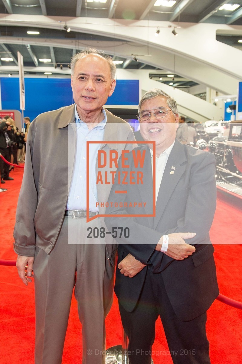 Phil Lee, Russ Lowe, Academy of Art University Reception at the 58th Annual SF International Auto Show, Moscone Convention Center. 747 Howard St, November 20th, 2015,Drew Altizer, Drew Altizer Photography, full-service agency, private events, San Francisco photographer, photographer california